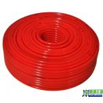Труба для теплої підлоги RBM Klima-flex PERT Червона