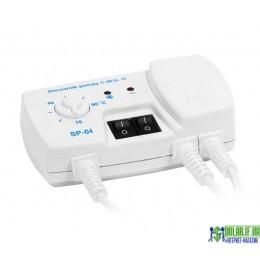 KG Elektronik SP-04 C.W.U. терморегулятор для рециркуляційного насоса