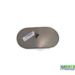 Лійка овал Versia Lux 110х220