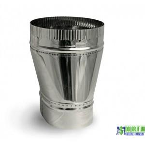 Перехід Versia Lux 0,6мм ф180 на 110х220