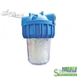 Колба фільтра коротка aqua-world 3/4 (20)