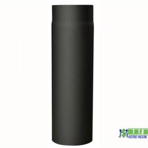 Труба з чорного металу 1м Д120 Darco RP1000
