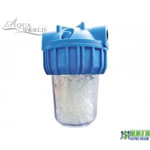 Колба фільтра коротка aqua-world 1/2 (15)