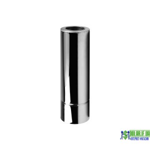 Труба TERMO d150/220 1,0м (0,8мм) Н/Н STALAR