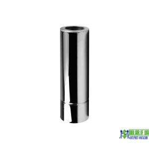 Труба TERMO d150/220 1,0м (1мм) Н/Н STALAR