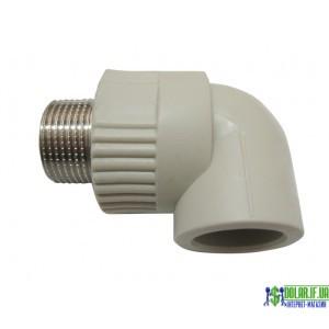 Коліно рЗ 20х1/2 FV-Plast