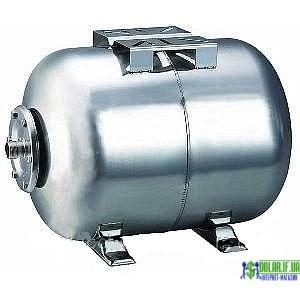 Гідроакумулятор Euroaqua Н 50 SS (нержавійка)