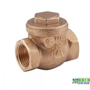 """Горизонтальний клапан (хлопушка) 1""""(25) Icma №51 (83051AF05)"""