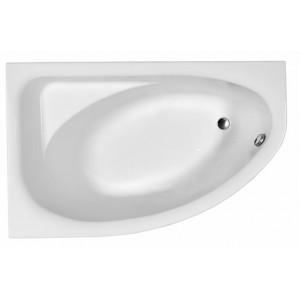 Ванна акрилова KOLO SPRING XWA3061000 (160, лівостороння) ніжки SN7