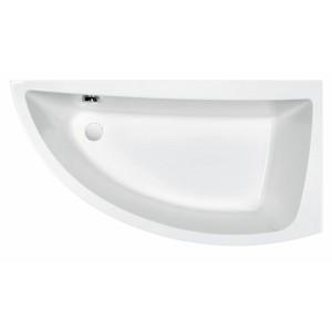 Ванна акрилова CERSANIT NANO (150, правостороння) ніжки PW016