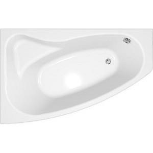 Ванна акрилова CERSANIT SICILIA NEW 150 лівостороння ніжки PW01/S906-001/PW04