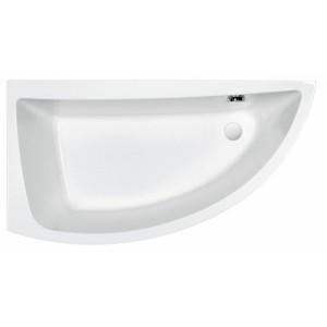 Ванна акрилова CERSANIT NANO 140 лівостороння ніжки PW01/S906-0016